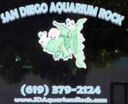 San Diego Aquarium Rock