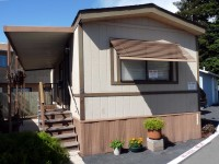 Private End Unit Mobile Home w/ Appliances