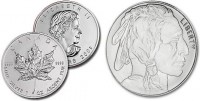 Buy Silver Coins – Silver Bullion