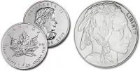 Buy Silver Coins – Silver Bullion